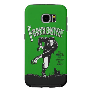 Frankenstein - galaxie S6 Halloween de Samsung