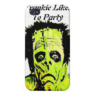 Frankie aime Party le coque iphone Coque iPhone 4