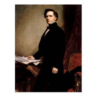 Franklin Pierce Carte Postale