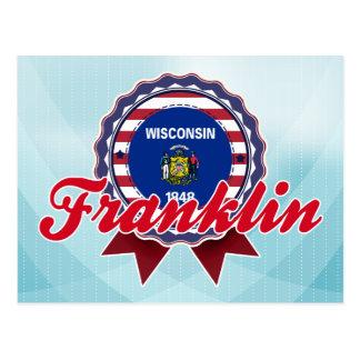 Franklin, WI Carte Postale