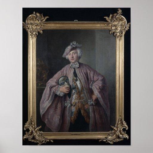 Franz Isaak von Chasot Poster