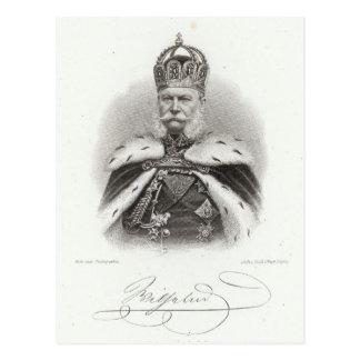 Franz-Joseph I de l'Autriche Carte Postale