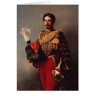 Franz Xaver Winterhalter- Edouard André Carte De Vœux
