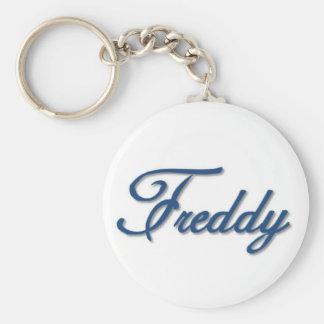 Freddy Porte-clé Rond