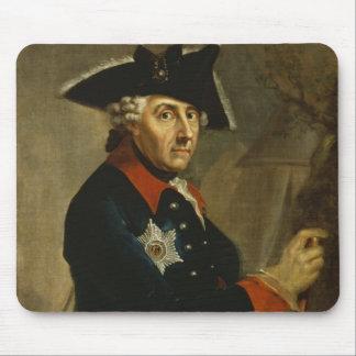 Frederick II le grand de la Prusse, 1764 Tapis De Souris