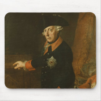 Frederick II le grand de la Prusse, c.1763 Tapis De Souris