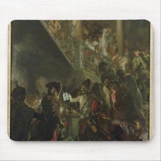 Frederick II le grand, en Lissa, Bonsoir Tapis De Souris