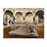 Frederick le grand mausolée, Potsdam, Berlin, Carte Postale