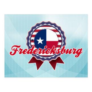 Fredericksburg, TX Carte Postale