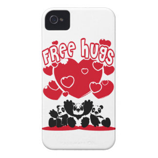 Free_Hugs Coques iPhone 4