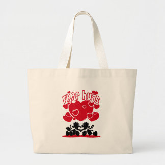 Free_Hugs Grand Tote Bag