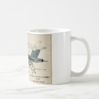 Frelon F-18 Mug