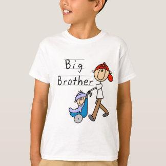 Frère avec le petit frère t-shirt