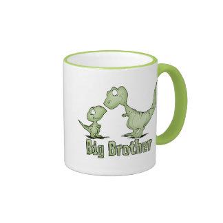 Frère de dinosaures mug ringer