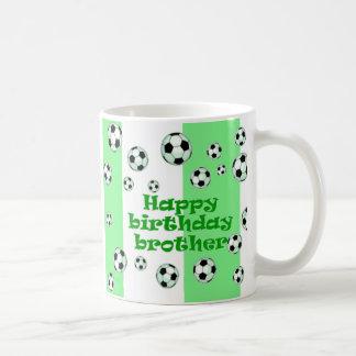 Frère de joyeux anniversaire mug