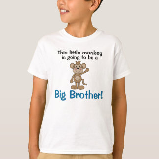 Frère de petit singe t-shirt