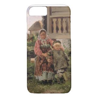 Frère et soeur, 1880 coque iPhone 7