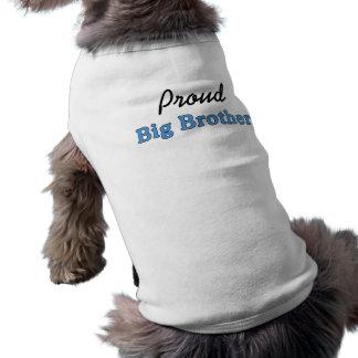 Frère fier - T-shirt de chien