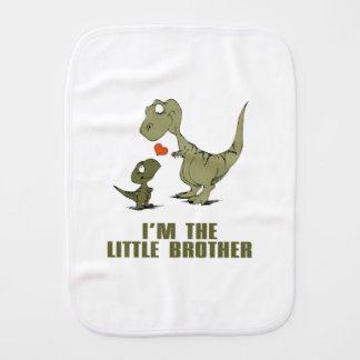 Frères de dinosaure linges de bébé