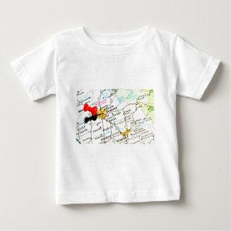 Fresno, la Californie T-shirt Pour Bébé