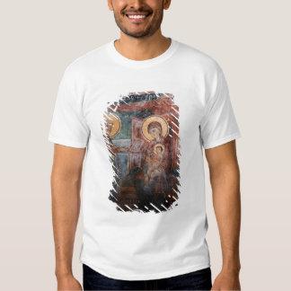 Fresques de l'église serbe du 14ème siècle, 2 t-shirts