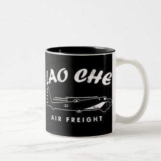 Fret aérien de LAO-CHE Mug Bicolore