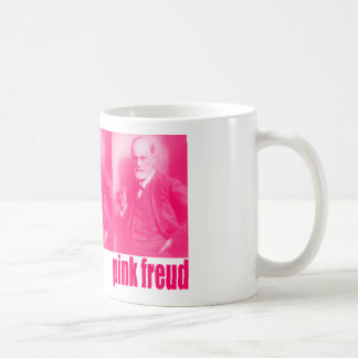 Freud rose mug