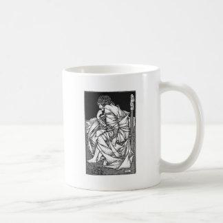 Frey a assis sur le trône d'Odin Mug