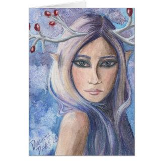 Freya - carte pour notes