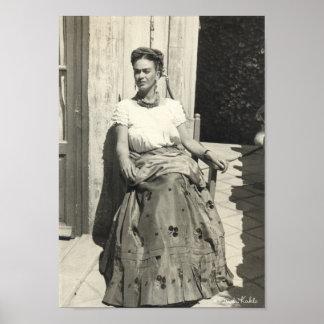 Frida Kahlo dans Sun Posters