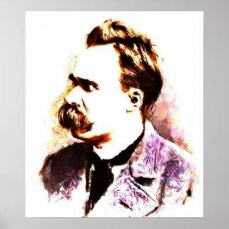 Friedrich Nietzsche Posters