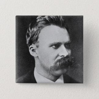 Friedrich Wilhelm Nietzsche (1844-1900) 1873 (b/w Pin's
