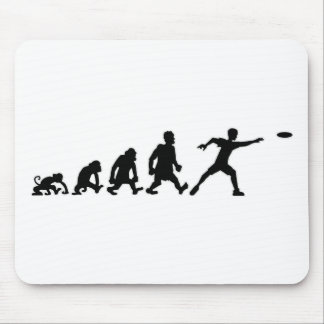 frisbee tapis de souris