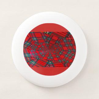 frisbees de vortex colorés par écossais