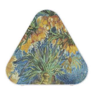 Fritillaires impériales de couronne de Vincent van Haut-parleur Bluetooth