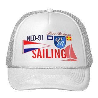 FRL-91 de navigation néerlandais nautique Casquettes