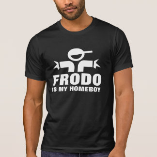 Frodo est mon T-shirt de homeboy
