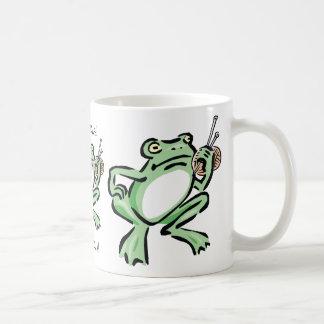 Frogger Mug