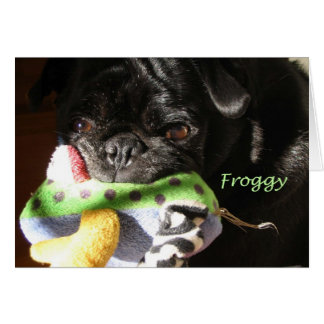 Froggy Cartes