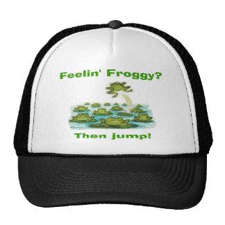 froggy de feelin casquette