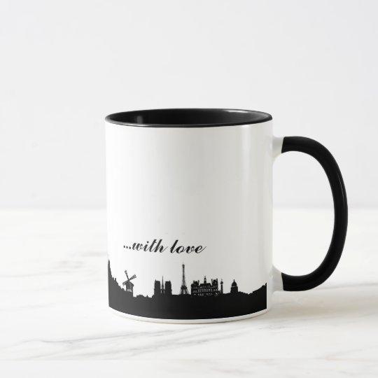 From Paris with love Mug