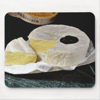 Fromage de camembert tapis de souris
