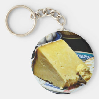 Fromage de Cheshire Porte-clef