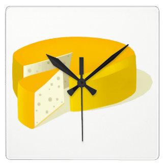 Fromage Horloge Carrée
