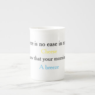 Fromage une brise mug