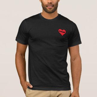 fron et dos de spitfire t-shirt
