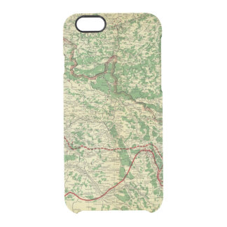 Front occidental de carte coque iPhone 6/6S