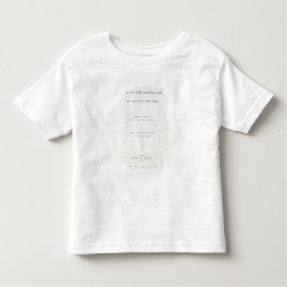 Frontispice à 'Alice par les psychés T-shirt