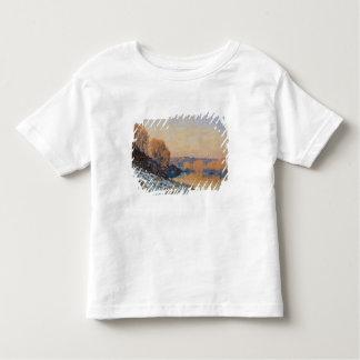 Frost Port-Marneux et blanc, 1872 T-shirt Pour Les Tous Petits