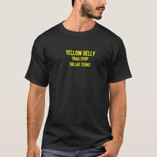 Froussard, bande Dallas le Texas d'entrave T-shirt